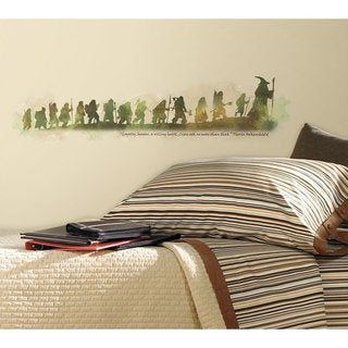 The Hobbit Quote Peel & Stick Wall Decals