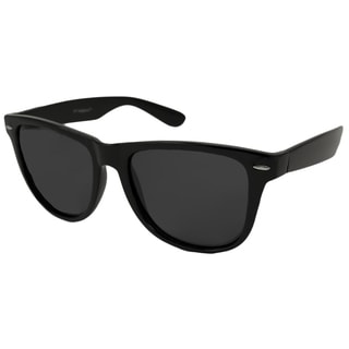Urban Eyes Men's/ Unisex Polarized Rectangular Sunglasses