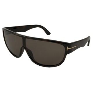 Tom Ford Men's Wagner Shield Sunglasses