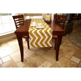Goldtone Chevron Runner (India)