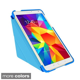 rooCASE Origami 3D Slim Shell Folio Case Smart Cover for Samsung Galaxy Tab S 8.4 SM-T700