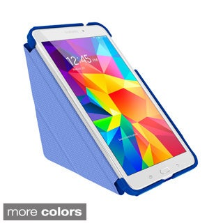 roocase Origami 3D Slim Shell Folio Case Cover for Samsung Galaxy Tab 4 7.0 SM-T230
