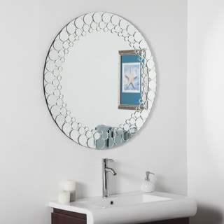 Circles Bathroom Mirror
