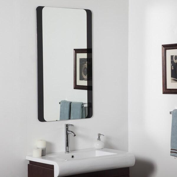 Bathroom Mirror Overstock Shopping