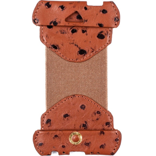 Members Only iPhone 5 Leather Strap