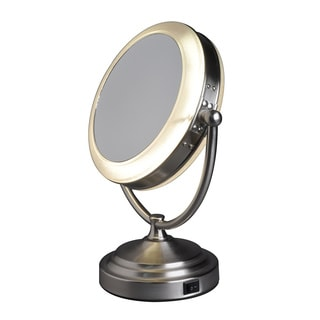 Daylight 8X Magnification Cosmetic Mirror