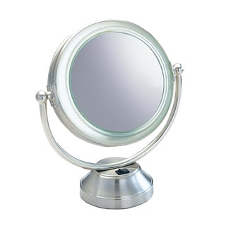 Lighted Vanity Mirror 8x Mag