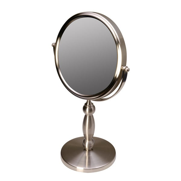 vanity magnifying mirror magnify 15x 16545944. Black Bedroom Furniture Sets. Home Design Ideas
