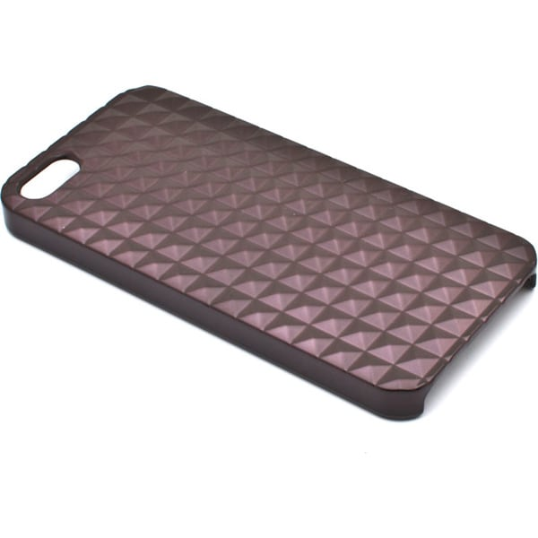 iPhone 5/5S Textured Black Snap Case