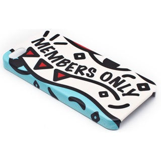 Members Only iPhone 5/5S Pop Art Snap Case