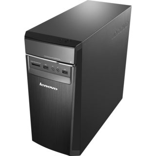 Lenovo H50-55 90BG0003US Desktop Computer - AMD A-Series A10-7800 3.5