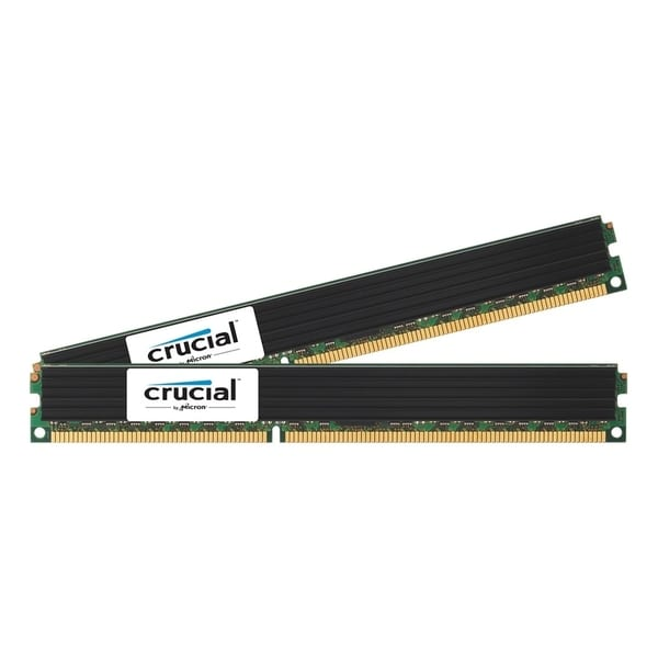 Crucial 8GB DDR3 SDRAM Memory Modules