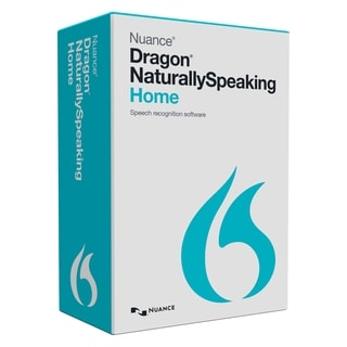 Nuance Dragon NaturallySpeaking v.13.0 Home - 1 User