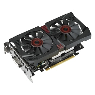 Asus Strix STRIX-GTX750TI-OC-2GD5 GeForce GTX 750 Ti Graphic Card - 1