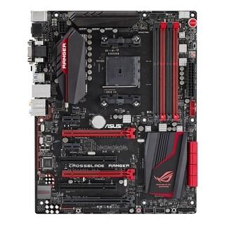 ROG Crossblade Ranger Desktop Motherboard - AMD A88X Chipset - Socket