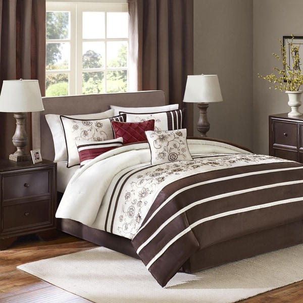 Madison Park Marie 7-Piece Comforter Set