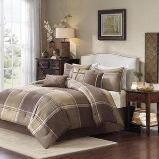 Madison Park Emmet 7-Piece Comforter Set