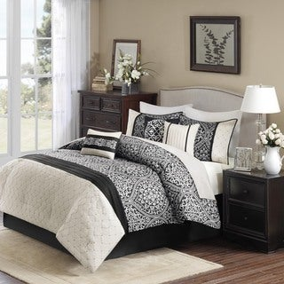 Madison Park Adonis 7-Piece Comforter Set