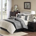 Madison Park Adonis 7-Piece Comforter Set