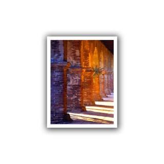 Dean Uhlinger 'Capistrano' Unwrapped Canvas