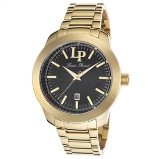 Lucien Piccard Women's LP-12923-YG-11 'Belle' Black Dial Watch