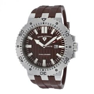 Swiss Legend Men's SL-10126-04 'Challenger' Brown Watch