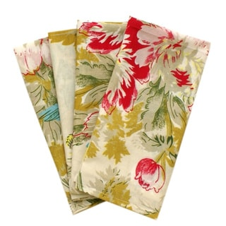 Indian Summer Printed Dinner Napkins