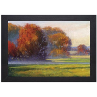 Amanda Houston 'Autumn First Light' Framed Artwork