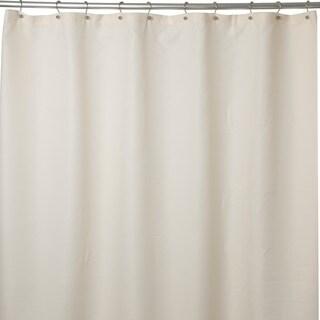 Soho Waffle Beige Shower Curtain