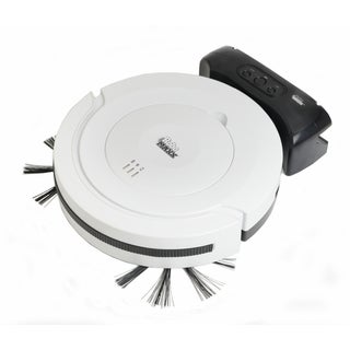 Robot Vacuum Cleaner with Docking Station