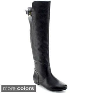 Bonnibel Diego 1 Women's Buckle Strap Knee-high Boots