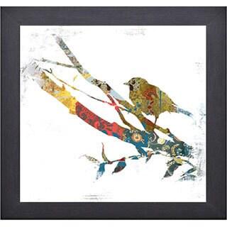 Ken Hurd 'Dawn Chorus II' Framed Artwork
