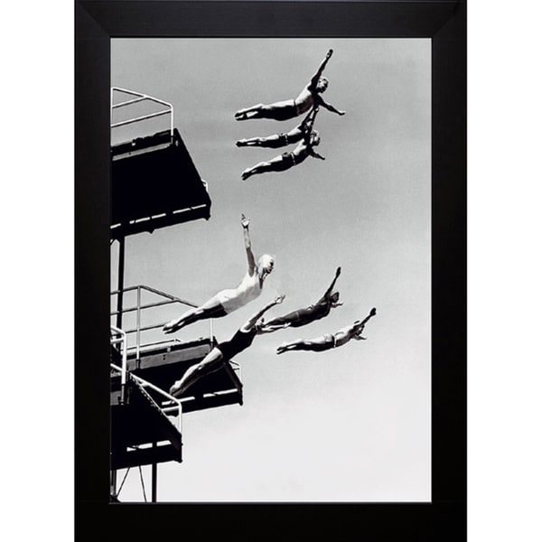 The Chelsea Collection 'High Dive' Framed Artwork