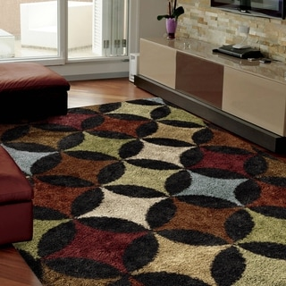 Era Murry Hill Black Rug (5'3 x 7'6)