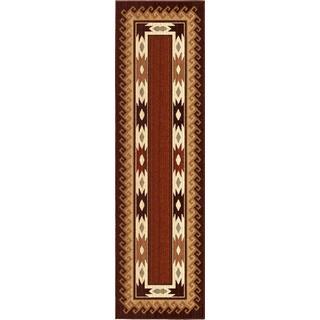 Versailles Bonito Brown Rug (2'3 x 8')