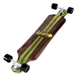 Atom 39-inch Artisan Brown Micro Drop Longboard