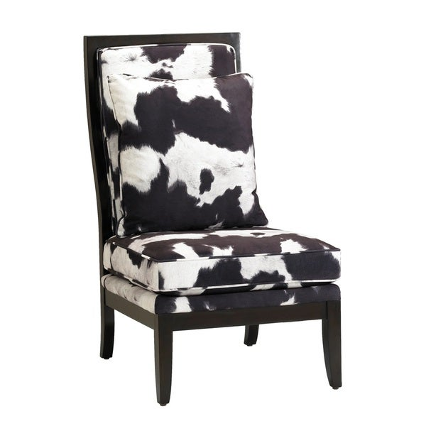 Randall High Back Accent Chair