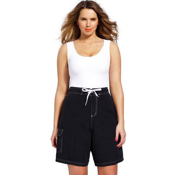 Wonderful Buy 2015 Women39s Swimming Trunks Boardshorts Long Pants S XL Swimwear