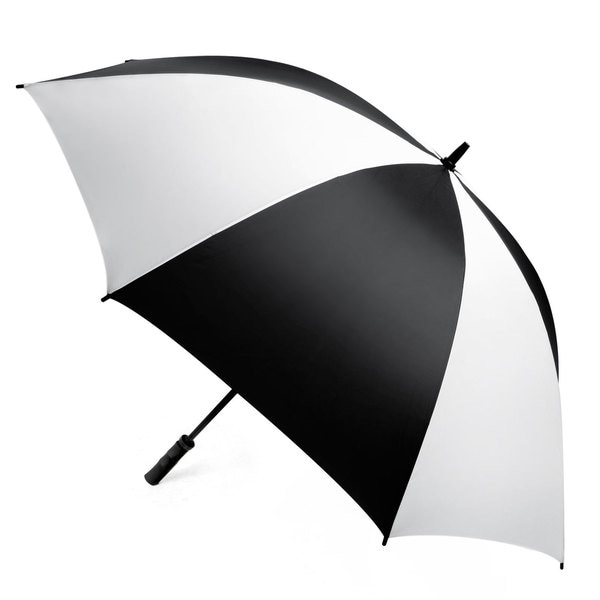 62-inch Deluxe Golf Umbrella Black