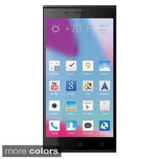 BLU Life Pure XL 16GB Unlocked GSM Quad-Core 4G HSPA Plus Phone