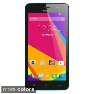 BLU Studio 5.0 C HD Unlocked GSM Dual-SIM Android Phone