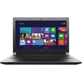 "Lenovo B50 Touch 15.6"" Touchscreen LED Notebook - Intel Celeron N2830"
