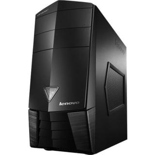 Lenovo ERAZER X315 90AY000AUS Desktop Computer - AMD A-Series A8-7600