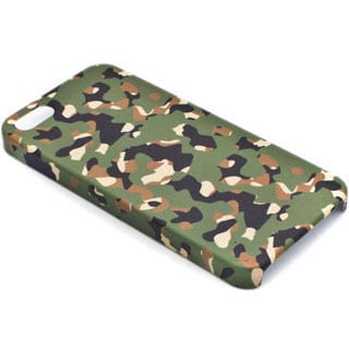 Camouflage iPhone 5/5S Snap Case