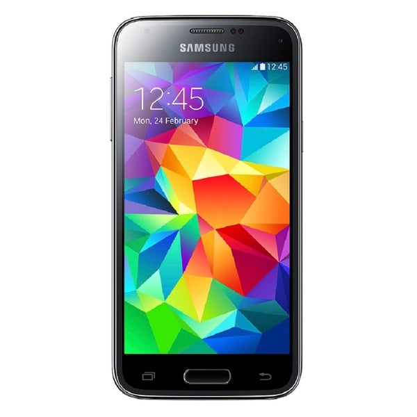 Samsung Galaxy S5 Mini 16GB Unlocked GSM Dual-SIM Cell Phone