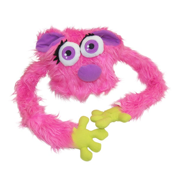 Hugalopes Fuzzy Hat Mix and Match Puppet Monster