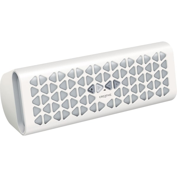 Creative MUVO 20 Speaker System - Wireless Speaker(s) - White