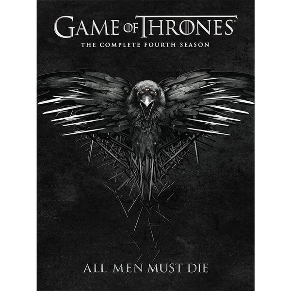 Game Of Thrones: The Complete Fourth Season (DVD) 13801067