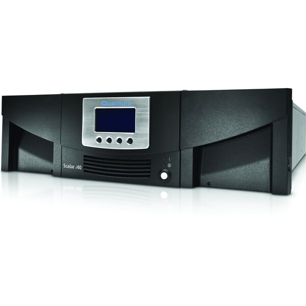 Quantum Scalar i40 Tape Library