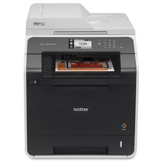 Brother MFC-L8600CDW Laser Multifunction Printer - Color - Plain Pape